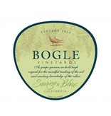 Bogle Sauvignon Blanc 2016 ABV: 13.5%  750 mL