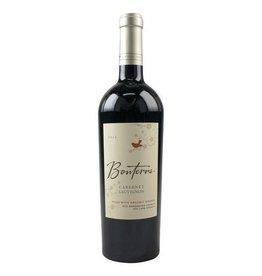 Bonterra Cabernet Sauvignon 2015 ABV: 14%  750 mL