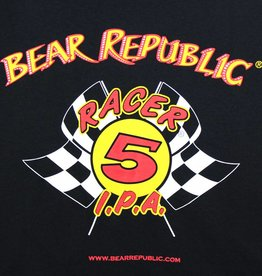Bear Republic Racer 5 IPA ABV: 7.5%  6 Pack