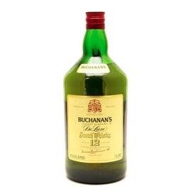 Buchanan 12 Year Blended Scotch Whisky Proof: 80  750 mL