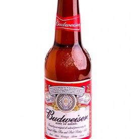 Budweiser Can ABV: 5%  12 Pack