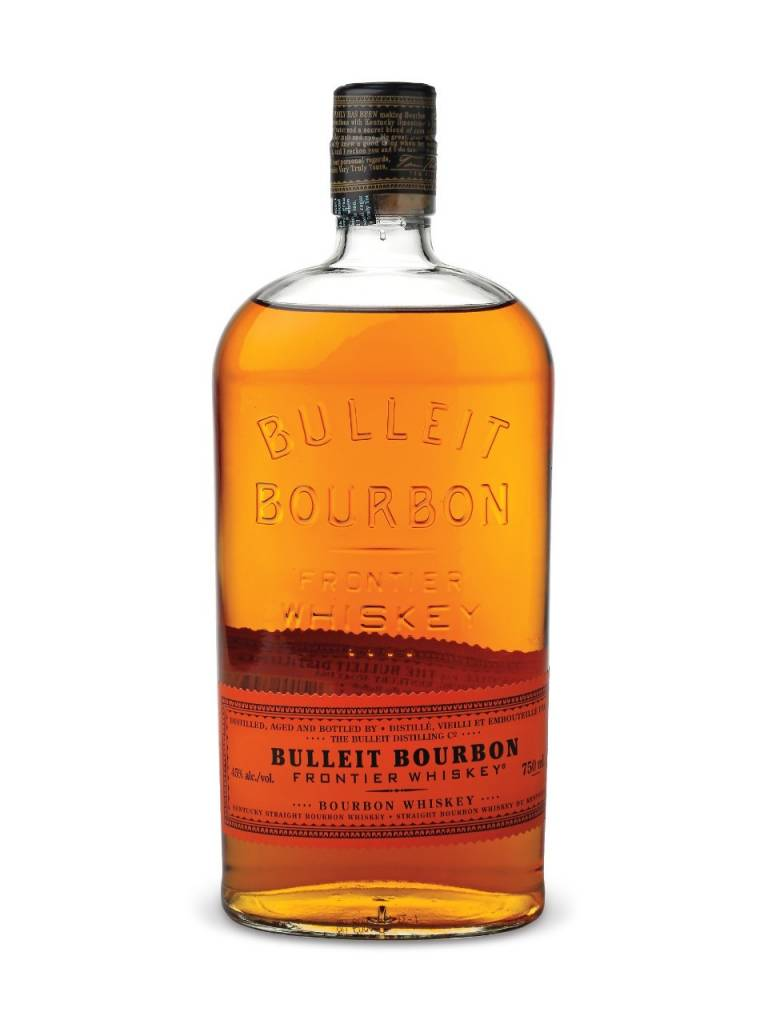 Bulleit Bourbon Fronteir Whiskey Proof: 90  750 mL