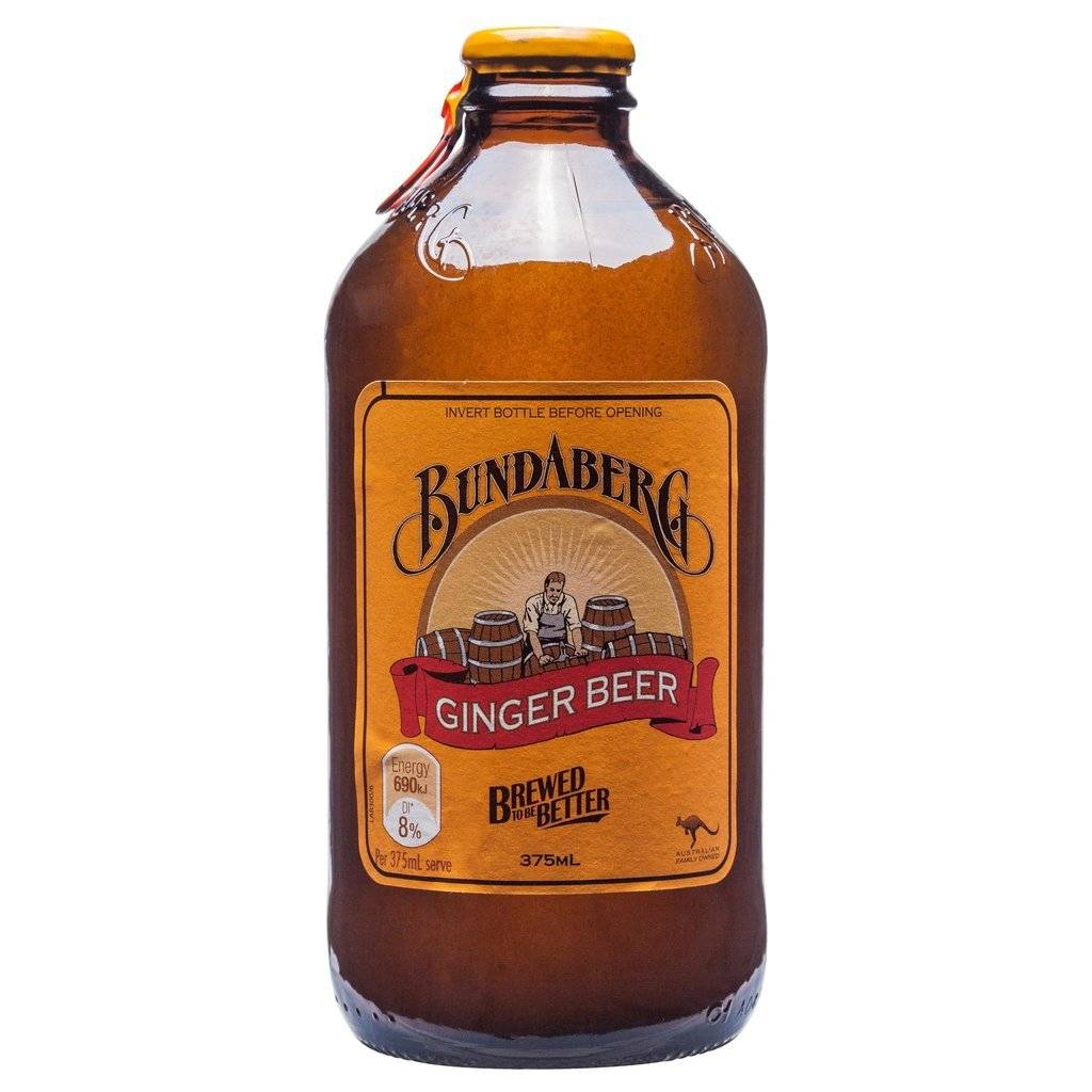 Bundaberg Ginger Beer 12 OZ