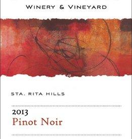 Buttonwood Pinot Noir 2013 ABV: 13.7%  750 mL