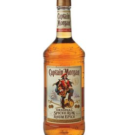 Captain Morgan Spiced Rum Proof: 70  750 Ml