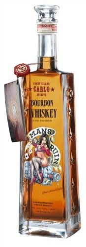 Coney Island Carlo Bourbon Whiskey Proof: 90