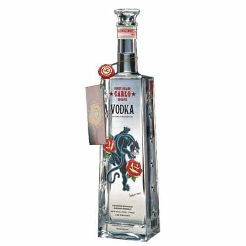 Coney Island Carlo Vodka Proof: 80