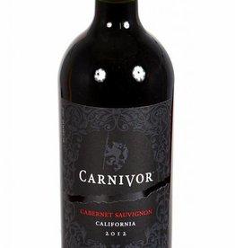 Carnivor Cabernet Sauvignon ABV: 13.9%  750 mL