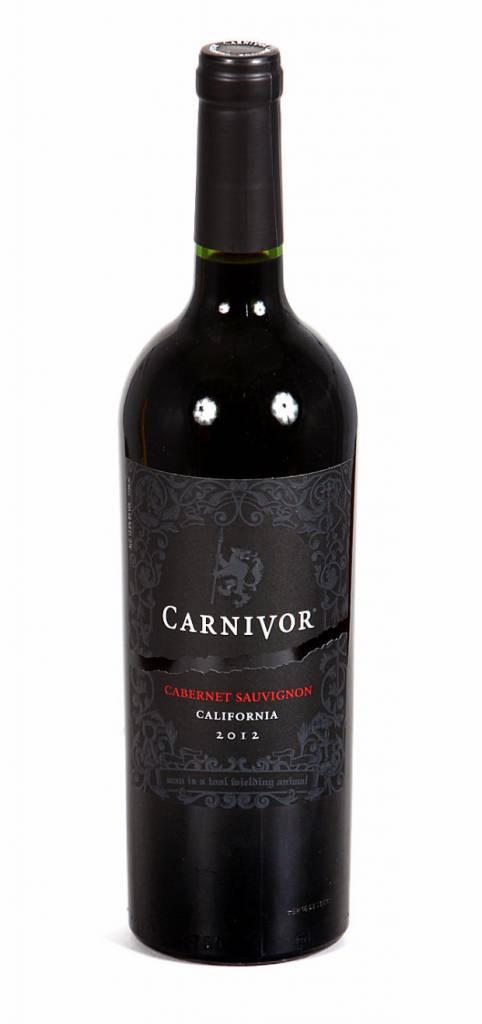 Carnivor Cabernet Sauvignon 2015 ABV: 13.9%  750 mL