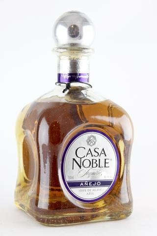 Casa Noble Anejo Tequila Proof: 80  375 mL