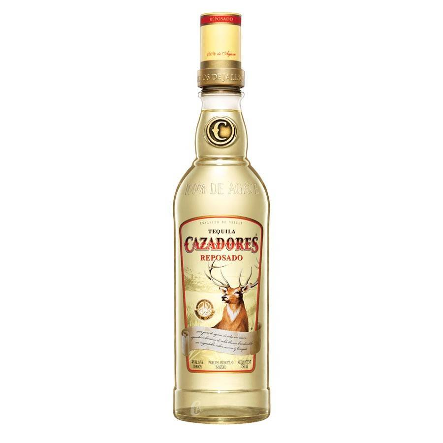 Cazadores Reposado Proof: 80  375 mL