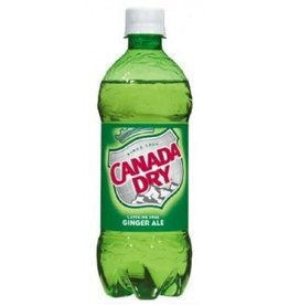 Canada Dry Ginger Ale 20 OZ