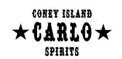 Coney Island Carlo Gin