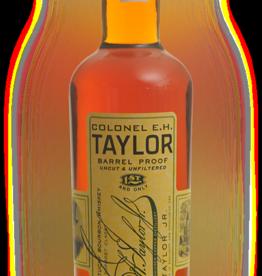 Colonel E.H Taylor  Barrel  Proof ABV 65.15% 750 ML