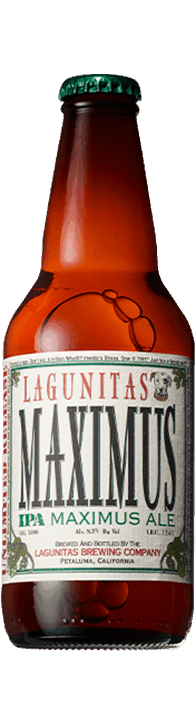 Lagunitas Brewing Co. Maximus IPA ABV: 8.2%   6 Pack