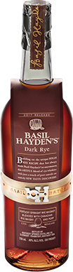 Basil Hayden's Dark Rye Bourbon Proof: 80 750 ML