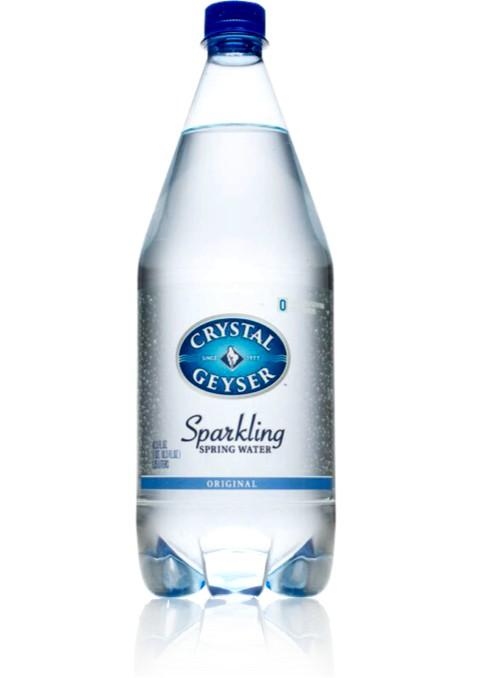 Crystal Geyser Sparkling Water 1L