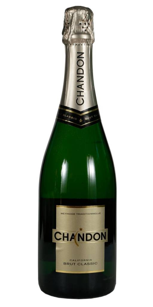 Chandon California Brut Classic ABV: 13%  750 mL