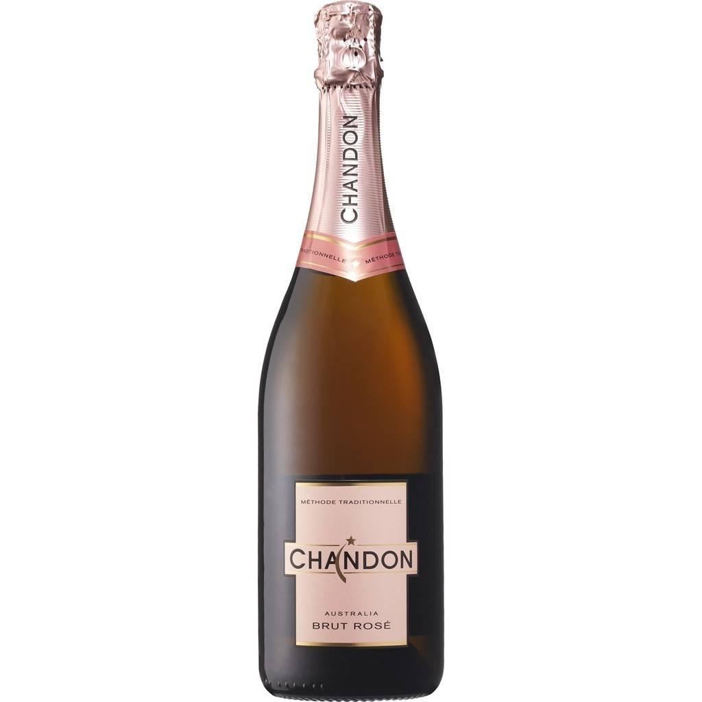 Chandon Brut Rose ABV: 13%  750 mL