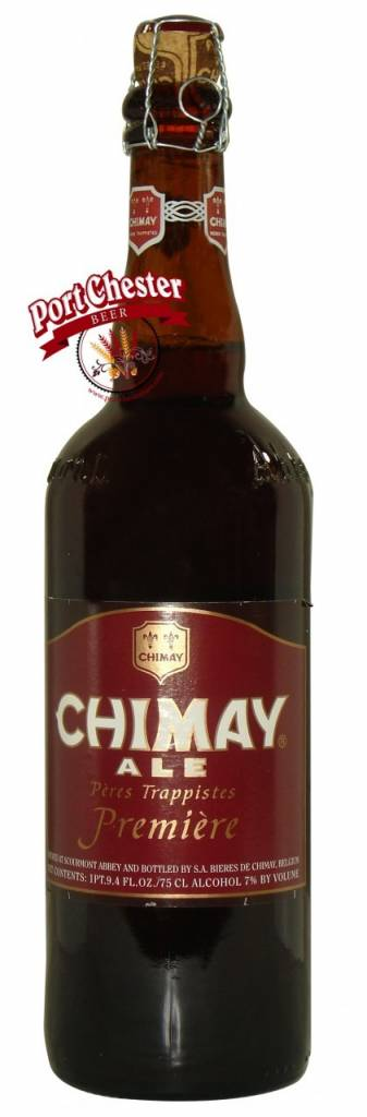 Chimay Peres Premiere Red ABV: 7%  11.2 fl oz