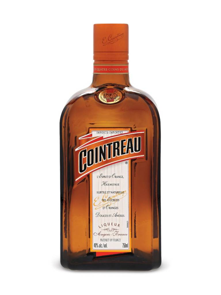 Cointreau Liqueur Proof: 80%  750 ML