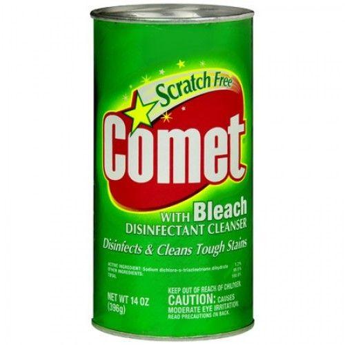 Comet Bleach Blanqueador 14 oz
