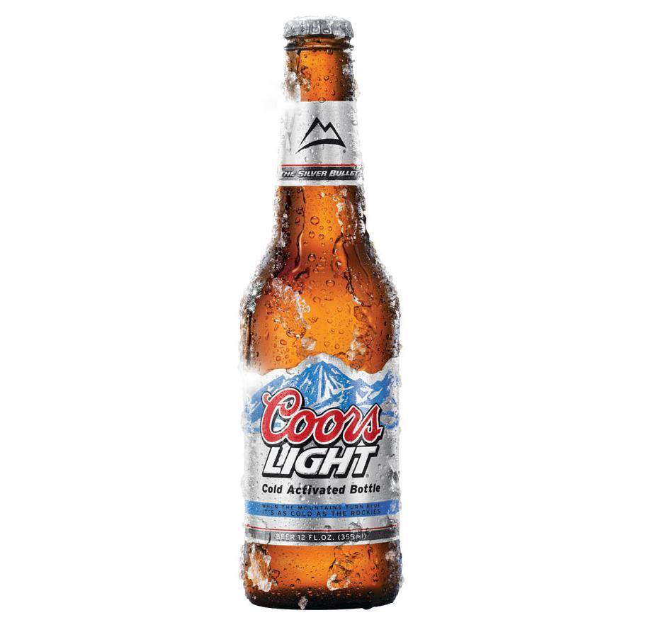 Coors Light Can ABV: 4.2%  6 Pack