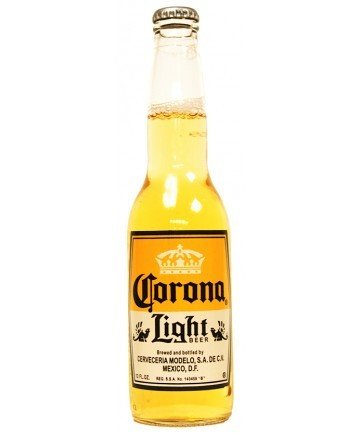 Corona Light ABV: 4.1%  12 Packs