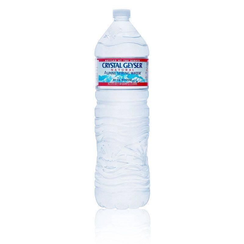 Crystal Geyser Water 1 L