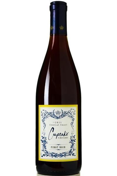 Cupcake Pinot Noir 2014  ABV: 13.5%  750 mL