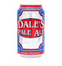 Oskar Blues Brewery Dale's Pale Ale ABV: 6.5%  6 Pack