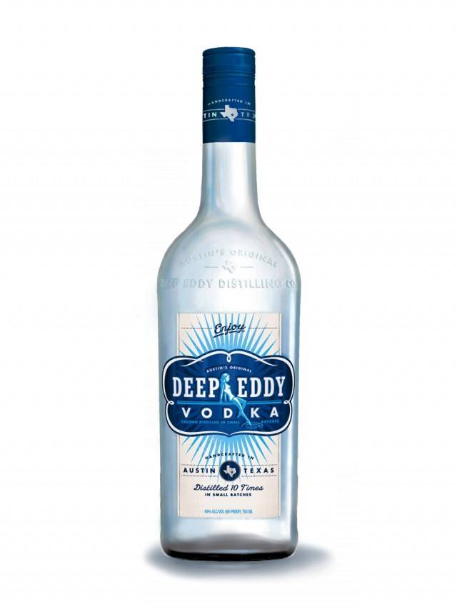Deep Eddy Vodka Proof: 80  750 ML