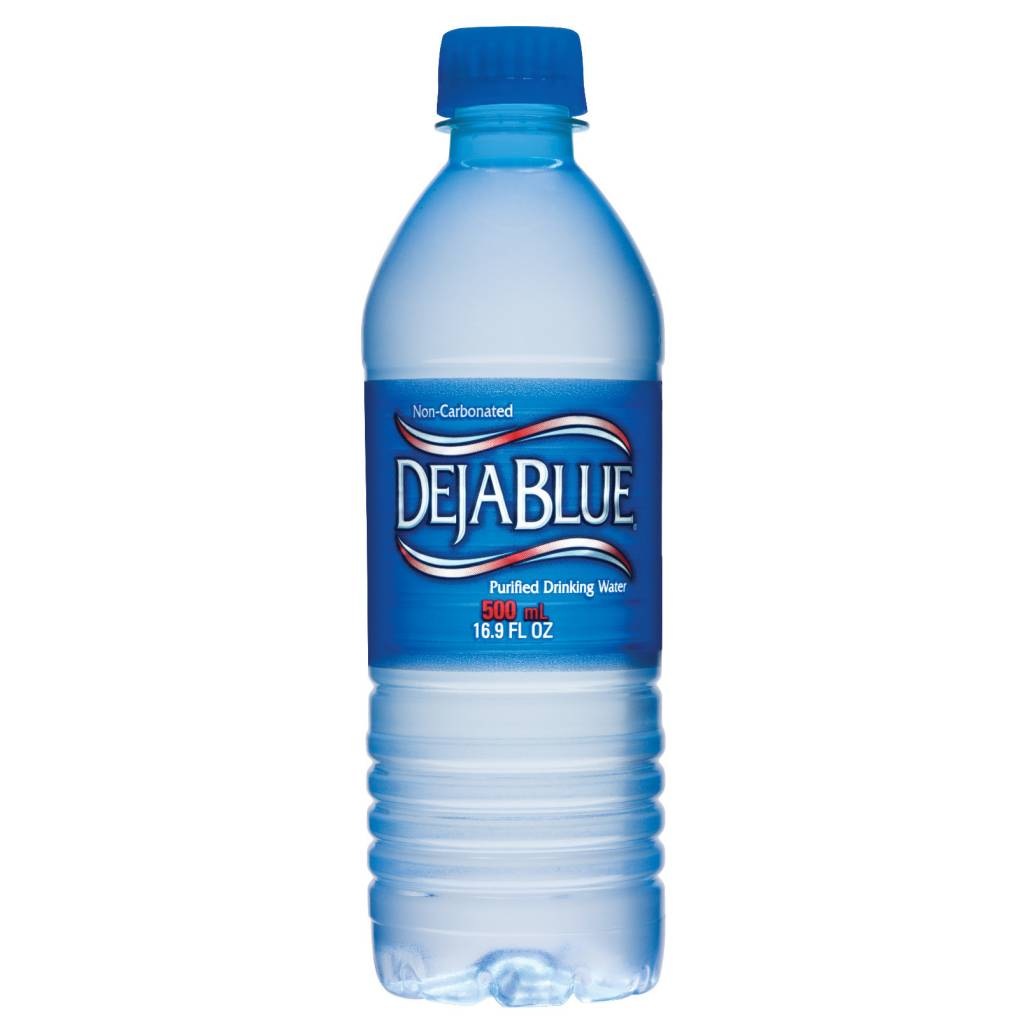 Deja Blue Water 20 OZ