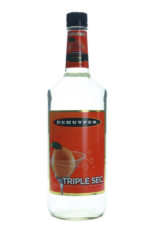 Dekuyper Triple Sec Proof: 60 750 ML