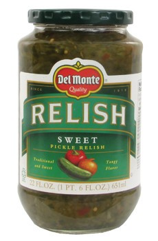 Del Monte Sweet Pickle Relish 12 Oz Cheers On Demand