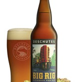 Deschutes Big Rig Bitter ABV: 6% 22 OZ