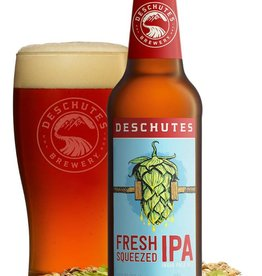 Deschutes Brewery Fresh Squeezed IPA ABV: 6.4% 6 pack