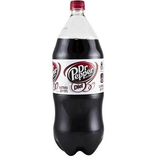 Dr Pepper Diet 2L