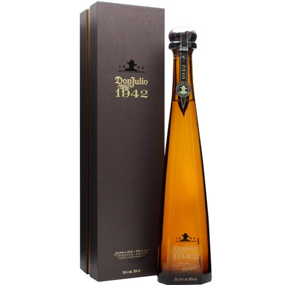 Don Julio 1942 Limited Edition Tequila ABV 40% 750 ML