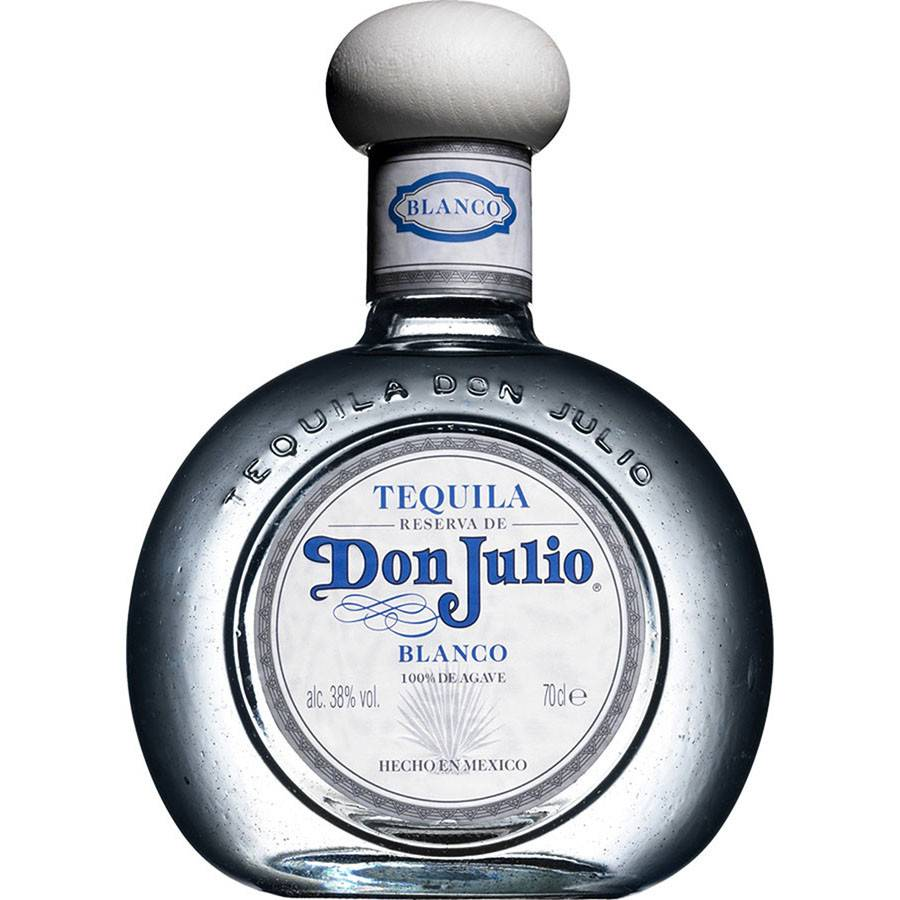 Don Julio Blanco Tequila Proof: 80  375 mL
