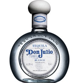 Don Julio Blanco Tequila Proof: 80  750 mL