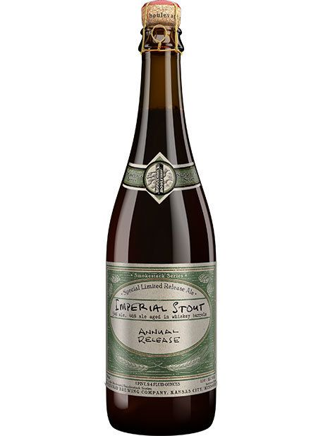 Boulevard Brewing Co. Imperial Stout ABV: 11%