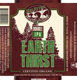 Eel River Brewing Co. Earth Thirst Double IPA ABV: 8.2%