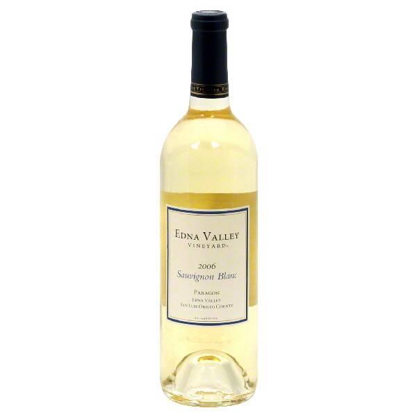 Edna Valley Sauvignon Blanc 2016 ABV: 13.7%  750 mL