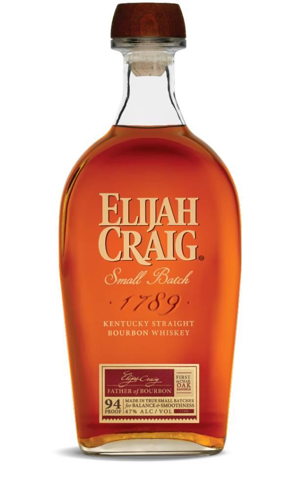 Elijah Craig  Small Batch ABV 47% 750ml