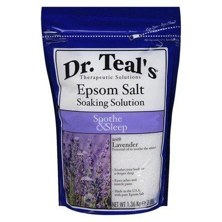 Dr. Teal's Epsom Salt Soaking Aid