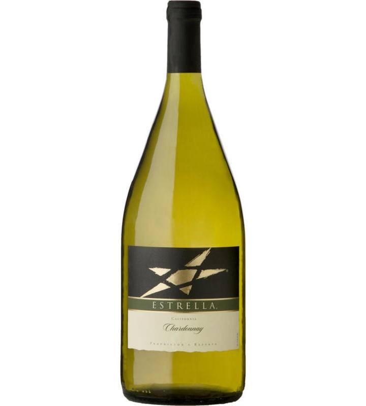 Estrella Chardonnay ABV: 12.5%  750ml
