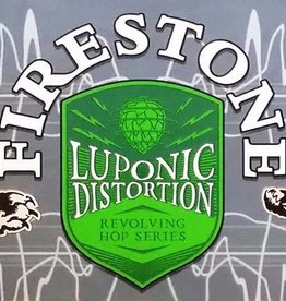 Firestone Walker Brewing Co. Luponic Distortion ABV: 5.9%  6 Pack