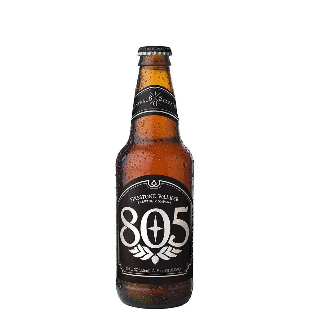Firestone Walker Brewing Co 805 Blonde Ale ABV: 4.7%  12 Pack