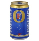 Foster's Lager ABV: 5%  24.4 OZ